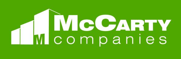 McCarty Companies menu logo