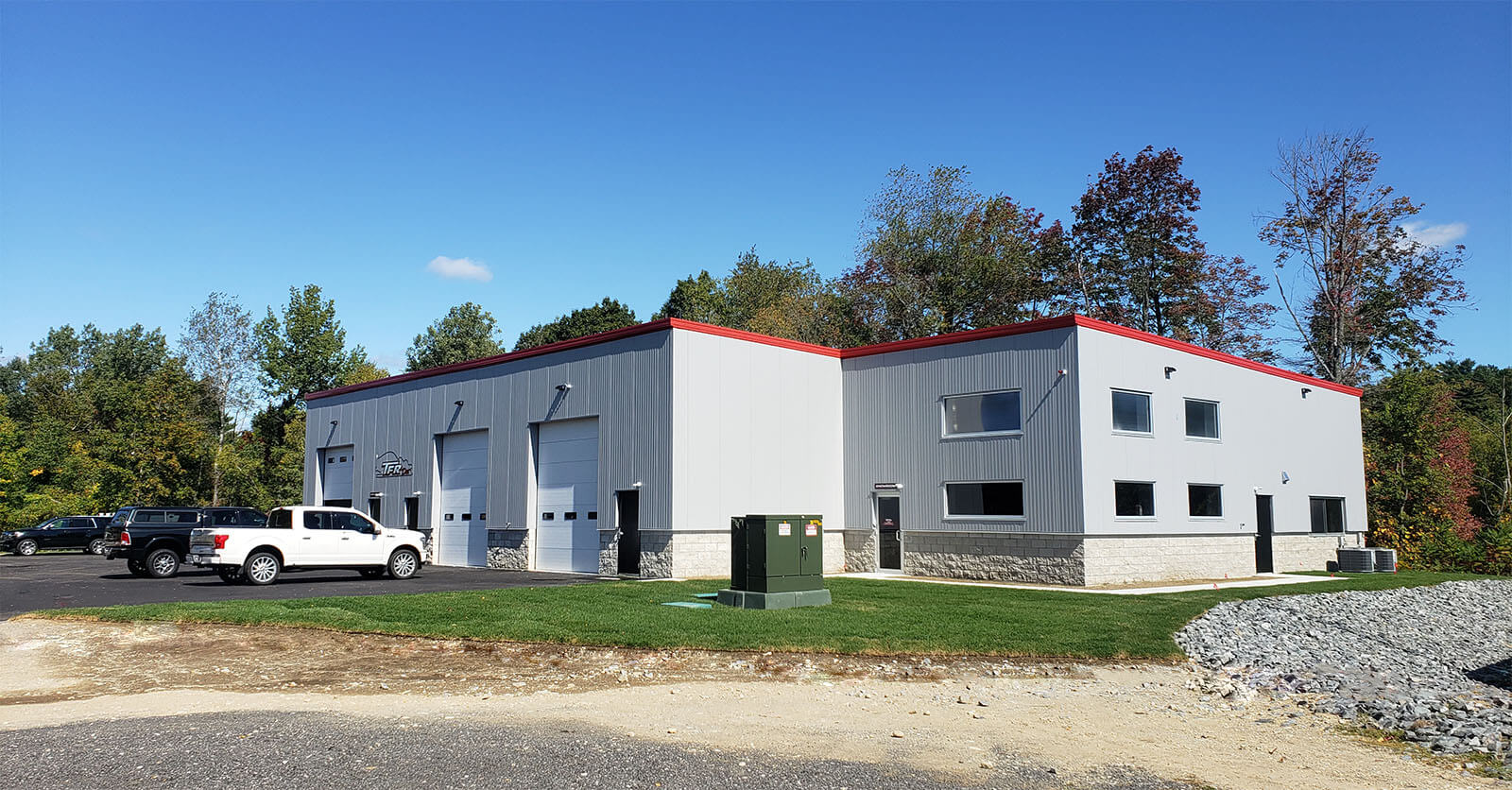 photo of a McCarty Companies completed construction project